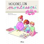 Vacaciones con montessori 5 años