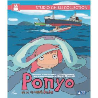 Ponyo en el acantilado - Blu-Ray