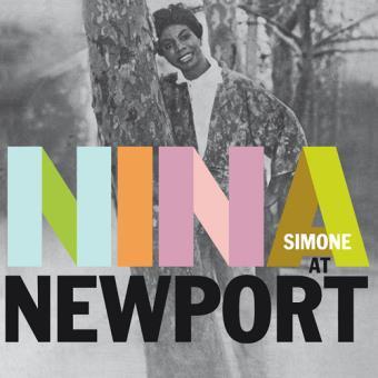 Nina at Newport - Vinilo
