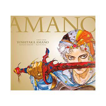 Yoshitaka Amano - The Illustrated Biography-Beyond the Fantasy