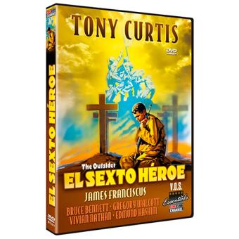 El sexto héroe (The Outsider) (V.O.S.) - DVD