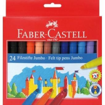 Faber-24 Rotuladores con punta de fibra