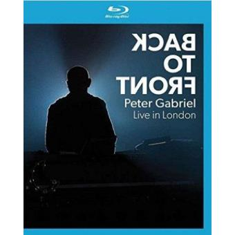 Back To Front Live (Formato Blu-Ray)