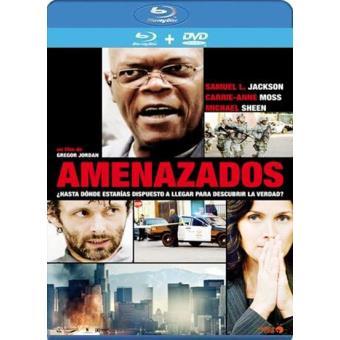 Amenazados - Blu-Ray + DVD