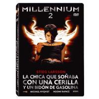 Millennium 2: La chica que soñaba con una cerilla y un bidón de gasolina - DVD