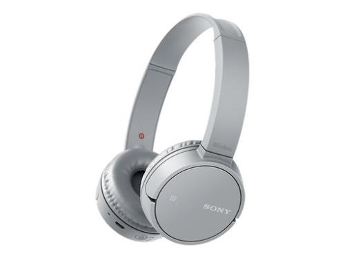 Auriculares deportivos Bluetooth Sony MDRZX220BTH.CE7 gris