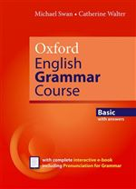 Oxford English Grammar Course Basic Student's Book with Key. Revised Edition.