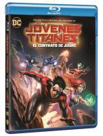 Jovenes Titanes: El contrato de Judas - Blu-Ray