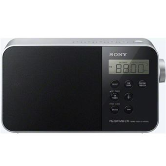 Radio Portátil Sony ICF-M780 FM Negro
