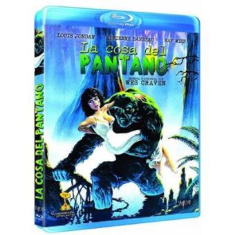 La cosa del pantano - Blu-Ray