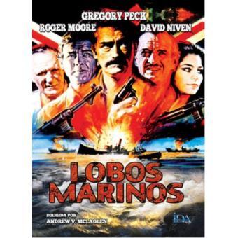 Lobos marinos - DVD