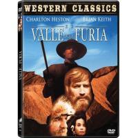 El valle de la furia - DVD