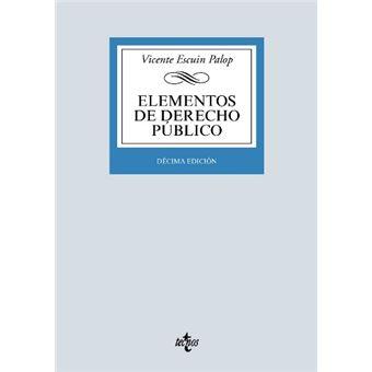 Elementos de Derecho público