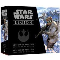 Star Wars - Legión - Veteranos rebeldes