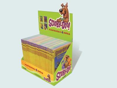 Expositor Scooby-Doo! Misterios a 4 patas + especial