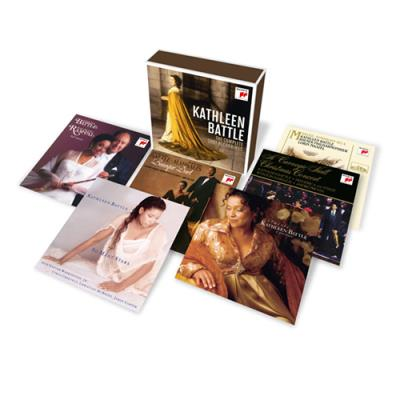 Kathleen Battle. The Complete Sony Recordings