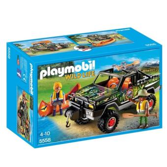 Playmobil  Juego Pick up de aventura