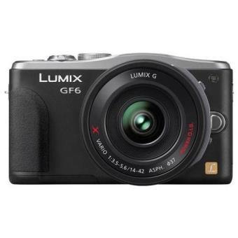 Cámara EVIL Digital Panasonic Lumix DMC-GF6 + 14-42 mm