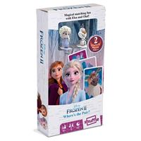 Frozen 2 – Where's The Pair Game - Cartas