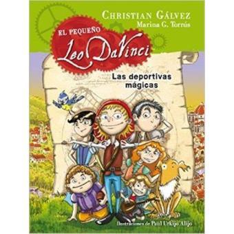 El pequeño Leo da Vinci 1. Las deportivas mágicas