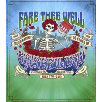 Fare Thee Well  - Blu-Ray
