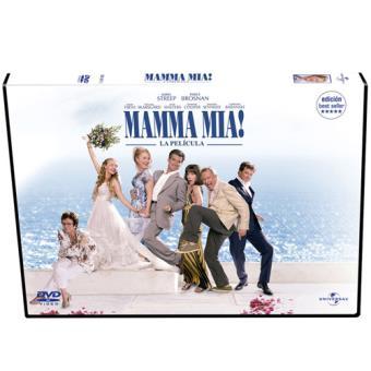 Mamma mia!: La película - DVD Ed Horizontal