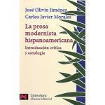 La prosa modernista hispanoamerican
