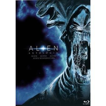 Pack Alien. Antología -  Ed 35º aniversario - Blu-Ray