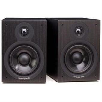Altavoces Cambridge Audio SX50 Negro Pareja