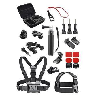 Kit T'nB 23 accesorios para cámara deportiva
