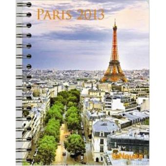 Agenda 2013 Deluxe Paris