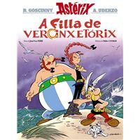 Astérix -  A filla de Vercinxetórix