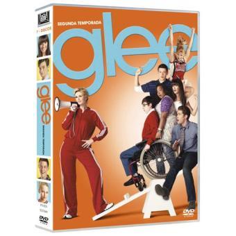 Glee  Temporada 2 - DVD
