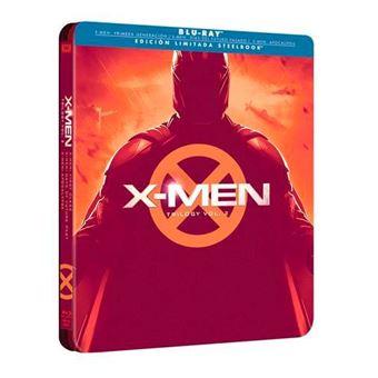 X-Men La trilogía de precuelas - Steelbook Blu-Ray