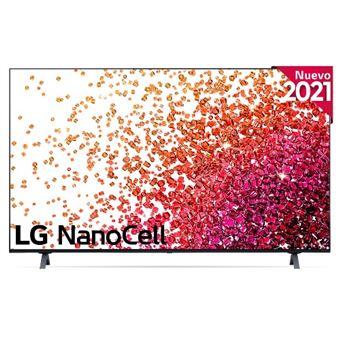 TV LED 55'' LG NanoCell 55NANO756PA 4K UHD HDR Smart TV