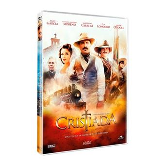 Cristiada (For Greater Glory) - DVD