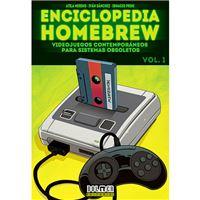 Enciclopedia Homebrew - Videojuegos contemporáneos para sistemas obsoletos