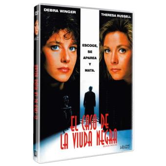 El caso de la viuda negra - DVD