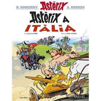 Astèrix 37: Astèrix a Itàlia