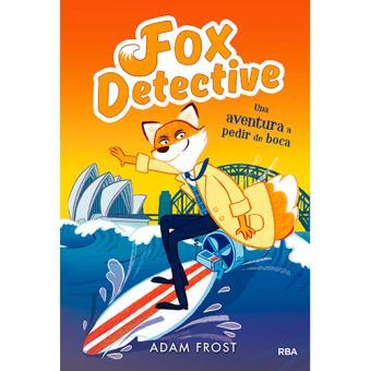Fox detective 4 - Una aventura a pedir de boca