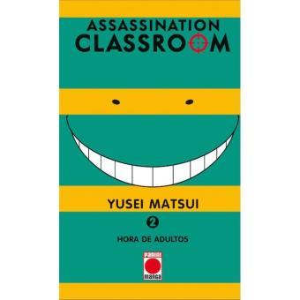 Assassination Classroom 2 Hora De Adultos Yusei Matsui 5 En