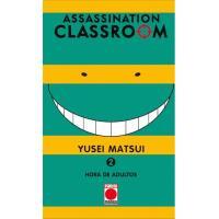 Assassination Classroom 2. Hora de adultos