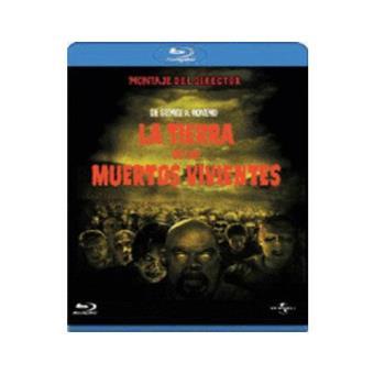 La tierra de los muertos vivientes: Montaje del director - Blu-Ray