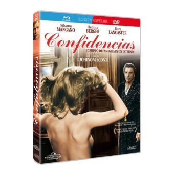 Confidencias - Blu-Ray + DVD