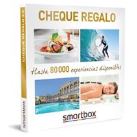 Caja regalo Smartbox Cheque Regalo