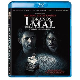 Líbranos del mal - Blu-Ray