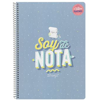 Mr Wonderful Libreta – Soy de nota