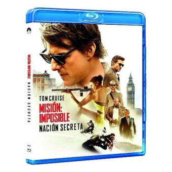 Misión Imposible 5: Nación Secreta - Blu-Ray