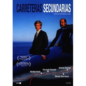 Carreteras secundarias - DVD