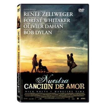 Nuestra canción de amor - DVD